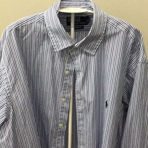 Polo by Ralph Lauren Classic Fit XL Long Sleeve
